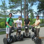 Segway Tour - Door County Penisula State Park