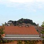 Vista desde el tejado del hotel