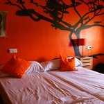 Africa's room