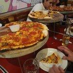 Las pizzas :D