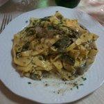 Funghi porcini e tartufo, specialità della casa