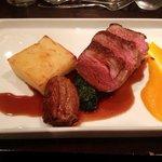 Gorgeous dinner in the Broadstreet restaurant