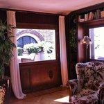 Sala lettura piano terrazza