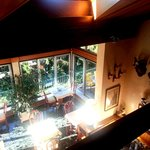 Breakfast sun room