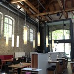 Salin Bad Reichenhall, style: industrial room, fresh idea food