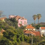View from the garden at Quinta Mea dos Homens