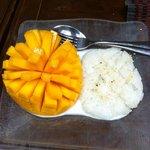 Mangue - Riz gluant coco ! Une tuerie
