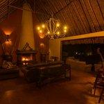 Lodge, main room