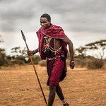 Panian, our masaai guide
