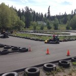 Kart track