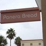 Panera Bread sign