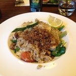 My delicious meal at Ghin Kopi