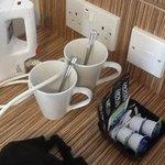 tea & coffee making facilites