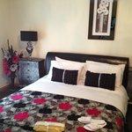 Bedroom in Kirkland House