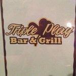 Foto de Triple Play Bar & Grill