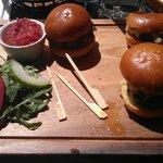 Mini Burger Selection