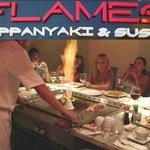 FLAMES HIBACHI & SUSHI