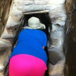 """My 13yr old daughter going thru """"the tunnel""""."""
