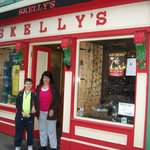 Ready for our stay in Skelly's