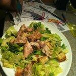 Giant-sized Kids' Chicken Caesar Salad