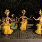 Polynesian night