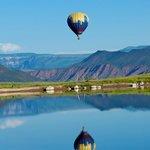 Ballooning in the Summer