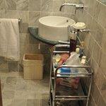 Bathroom (junior suite)