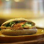 Baguette Sandwich - Asian style