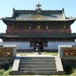 Erdene Zu temple
