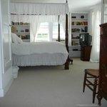 Hampton Classic room