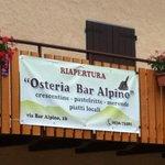 Osteria bar alpino