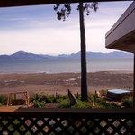 view from homer inn