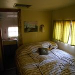 Boles Aero - Bedroom area
