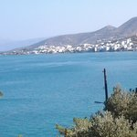 view from kavos bay
