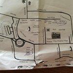 Map of Koloa and Poipu