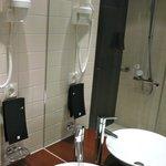 CLARION BERGEN AIRPORT - Salle de bain