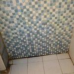 Schimmel in der Dusche