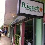Kiosko # 15, Luquillo, PR.