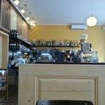 god kaffe og venligt personale