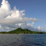 Great Gangga Island