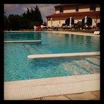 Piscina Hotel Sport Village