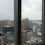 panorama dalla stanza 3206