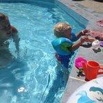 baby pool!