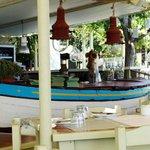 Τραπέζι-βάρκα!!