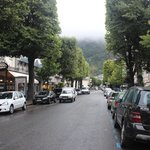 main street of Luchon