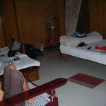 room of the PWD bunglow chalsa