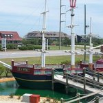 Mutiny Bay Adventure Golf in Nags Head, NC