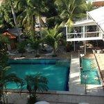 Vista para piscina!!