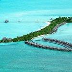 Taj Exotica Resort & Spa  - Island Aerial