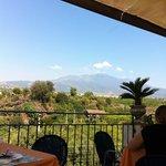 Colazione con l'Etna